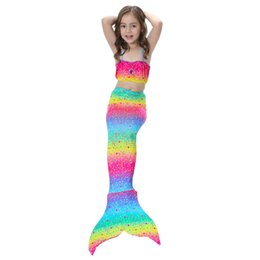 2018 New new style High Quality Ladies Mermaid Swimsuit Mermaid Tail Swimsuit Mermaid Costume Swimsuit Bikini
