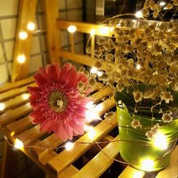 Solar Copper Lights LED Star Light Strings Small Lantern Flashing Lights Lights Stars Outdoor Waterproof Decorative Light Bulbs