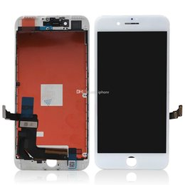 Grade AAA LCD Display Touch Digitizer Frame Assembly Repair For iPhone 6S 6S Plus 7 7 Plus & Free DHL shipping