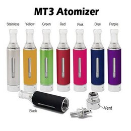 Evod MT3 Atomizer Suitable for Electronic Cigarettes Ego Clearomizer For Ego-t Battery Evod Battery High Quality