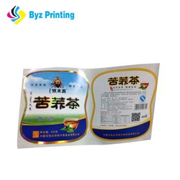 2019 Custom non-toxic food sticker label,packaging labels for food