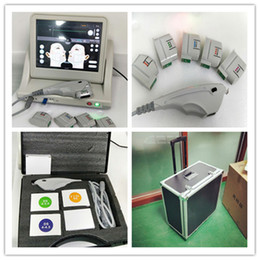 2018 Hot !!! High Intensity Focused Ultrasound Hifu Treat for Face and Body 5 Hifu Cartridges Factory Supply Hifu Machine