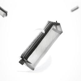 Mesh Zipper Pouch Clear Zipper Bag Pouch Small Organizer bag Zipper Folder Bag Cosmetic Bags For Travel Storage