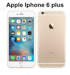 "Refurbished Unlocked Original Mobile phone 5.5"" inch 2GB RAM 16 64 128GB ROM iphone 6 plus iphone 6 without fingerprint Smartphone"