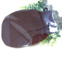 20PCS hammam scrub mitt magic peeling glove exfoliating bath glove brown color morocco scrub glove