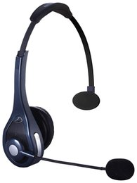 Bluetooth Hands-Free Calling Headphone,Call Center Headset with Microphone Noise Canceling, Multi Point Connection Argon(Proxelle)