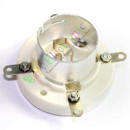 4Pin Ceramic vacuum Tube Socket FU5 845 211 805 U4J audio amplifiers guitat HIFI parts