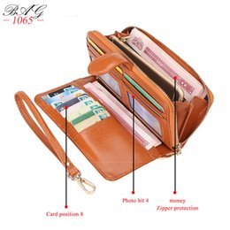 Soft Leather Long Women Wallet Change Hasp Clasp Purse Clutch Money Phone credit Card Holder Female Wallets Carteras Cash Photo Clutch Bag
