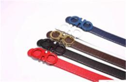 2018 Big large buckle genuine leather belt with box designer belts men women high G quality new mens belts luxury brand belt free shipping D