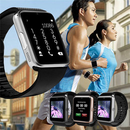 GT08 Smart Watch With Passometer Camera SIM Card Call Smartwatch For Xiaomi Huawei HTC Android Phone With Package Hot Sales Free DHL