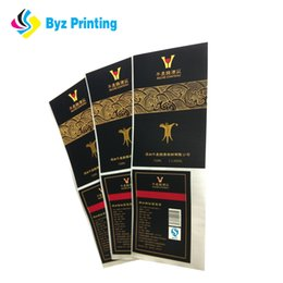 Custom Printed Waterproof Synthetic Paper With Matt Film Lamination Adhesive Honey Label For Bottle