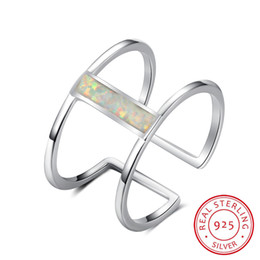 NEW LISTING Turkish Handmade 925 Sterling Silver Statement Ring white stone Fashion Women solitaire ring China jewelry wholesale