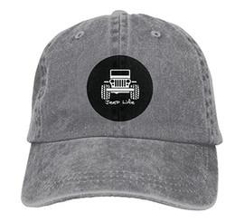 Baseball Cap for Men Women,Cool Jeep Life Fashion Unisex Adjustable Baseball Cap Dad Hat Multi-color optional