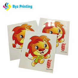 2019 Best quality with Factory price for PVC material private vinyl sticker printing accept custom order