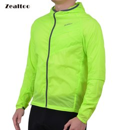 MTB Green Cycling Jersey MultiFunction Jacket Rain Waterproof Windproof TPU Raincoat Bike Bicycle Equipment Clothes