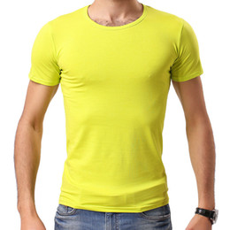 2018 Summer New Short Sleeve T-Shirt Men 100% Pure Cotton T Shirt Men Casual O-Neck Slim Fit Tee Shirt Brand Tops