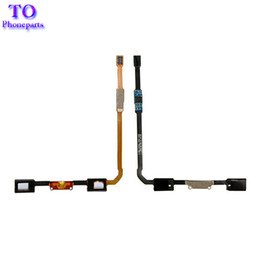 New home button flex cable + Keypad Keyboard Sensor Flex For Samsung Galaxy S4 I545 L720 R970 Free Shpping