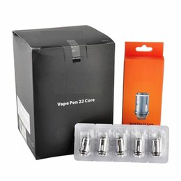 Vape Pen 22 Coil Head 0.25ohm 0.3ohm Flavour Chaser Replacement Core Fit E Cigarette SMOKING Vape Pen 22 Starter kits
