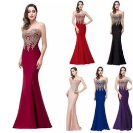 2018 Cheap Evening Dresses Jewel Sleeves Floor Length Lavender Pink Black Burgundy Prom Dresses Long Prom Dresses Formal Party Gowns CPS262
