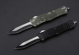 Emzon Microtech Camo 616 S E Micro Combat Tech Troodon Automatic Best Knife Knives