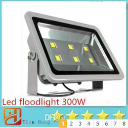 Led Floodlights 300W High Power Outdoor flood light Led Gas Station Lighting Waterproof Warm Cold White Led Canopy Lights AC 85-277V 4pcs