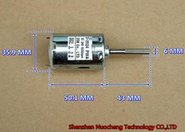 Long shaft 36*50mm 545 DC motor 24V 6500r min large torque low noise high quality motor~