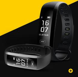 Monitor de frecuencia cardíaca de la presión arterial del GPS Oxígeno de la sangre 50 Mensaje de la letra empuje la pulsera elegante grande de la aptitud Reloj elegante