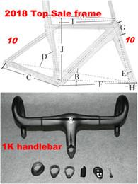 80 New Colors Carbon Road Frame Carbon Bike Frame 3K 1K 44cm to 59.5cm Avaliable