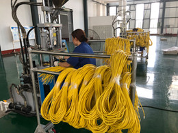 New 30M 100 FT RJ45 CAT5 CAT5E Ethernet LAN Network Net Working Cable M to M Blue Free Shipping Wholesale,dandys