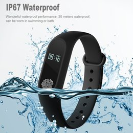 Hot M2 Smart Band Bluetooth Bracelet Heart Rate Monitor Pedometer Smartband Fitness Sleep Tracker Wristband for Android IOS Xiaomi Bands