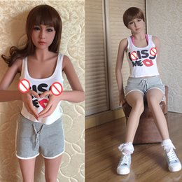 2018 TOP real silicone sex dolls japanese 168cm full oral love doll realistic toys for men big life breast sexy mini vagina adult