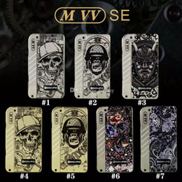 Original DOVPO M VV Box MOD with Max 280W Output & Artistic Pattern In Appearance & Adjustable Voltage mod with 4 LED Indicator Lights