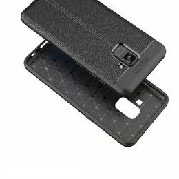 Rugged Armor Case FOR Samsung Galaxy Note 8 J2 J5 J7 PRIME A3 A5 A7 2016 J3 J5 J7 2016 Anti Shock Absorption Leather Litchi pattern