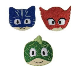 Classic fashion cartoon animal head embroidered cloth, clothing, shoes, caps, bags, accessories, decoration, jeans, patches, customizable.