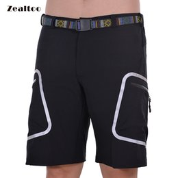 Mens Brand Outdoor Sports Cycling Clothing Downhill MTB Shorts Pants Mountain Bike Bicycle Shorts Wear trousers