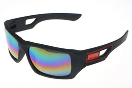 2019 HOT SALE summer GOGGLE Sunglasses UV400 protection Sun glasses Fashion men women Sunglasses unisex glasses cycling glasses 6 colors