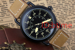 Luxury Sports Watch New Mens Stainless Steel Automatic Mechanical Black Rubber Bell PVD dive MALE Watches Red Dial Relogio Masculino