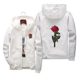fashion justin bieber Windbreaker Coat Men Women kawaii spring Skateboard Coat Hip Hop hooded windbreaker jacket yeezus Lovers cloth