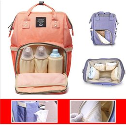 11 Colors Multi-function Diaper Bags Mommy Backpacks diapers nappies Backpack Large Volume Maternity oxford Handbags Tote Nappy Stackers