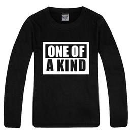 free shipping new arrival Korea KPOP long sleeve BIG BANG GD ONE OF A KIND Print shirt hip hop tee 100% cotton