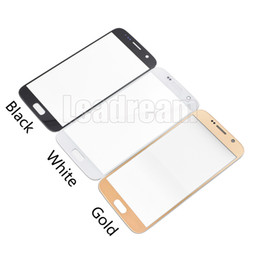 Front Outer Touch Screen Glass Lens Replacement for Samsung Galaxy S6 s7 free DHL