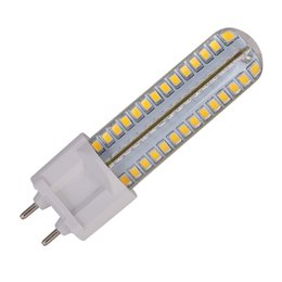 G12 LED corn light 120smd2835,10w (equivalent to 70W) LED g12 light bulb AC220V, 360-degree light 1000 lumens