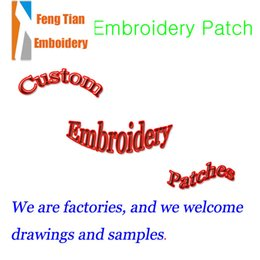 We are factories, welcome to the drawings. Can be customized embroidery cloth paste, shoulder, badge! Ornamental applique, patch