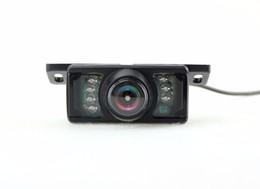 Backup Camera For Car Universal Waterproof Rear-view License Plate Car Rearview Camera Wide Viewing Angle Waterproof Reversing