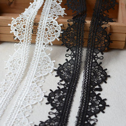 3.5cm Garment accessories Embroidery Trims Ornament DIY Handmade Sewing Material Lace Fabrics for Dresses Wedding Veils