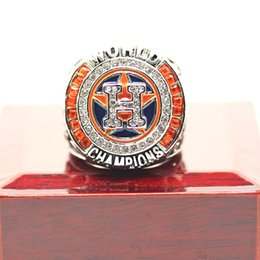 2017 Houston AStros championship ring