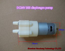 Brand new 385 water pump DC24V diaphragm pump maximum lift 7m 2L min self-priming~