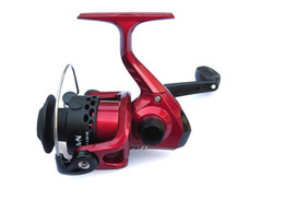 Fishing Reel Trout Spinning 170g Red