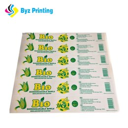 Custom full color printing easy remove stickers with removable glue,no residual sticker