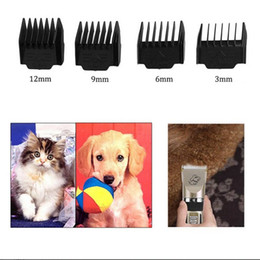 Professional Trimmer Electric Dog Cat Hair Fur Remover Cutter Shaver Silent Grooming Kit Clippers Low Noise for Small Dogs